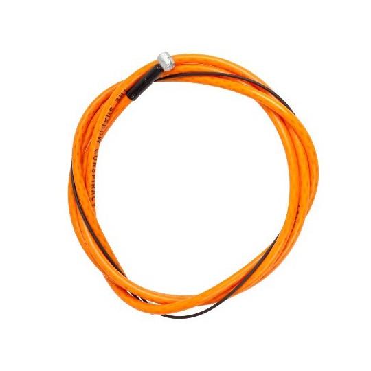 THE SHADOW CONSPIRACY Cablu de frână lineară Orange