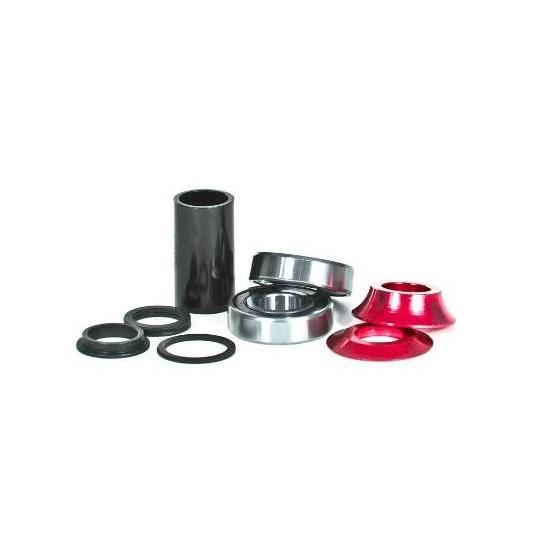 XPOSURE Mid BB Kit Infinity roșu