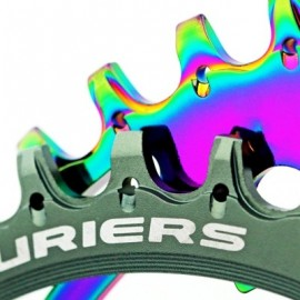 FOURIERS NW Foaie angrenaj, 32T comp Shimano 104mmx4 Ti Colorat
