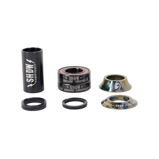 THE SHADOW CONSPIRACY BB Set Stacked Mid Petrol 19mm