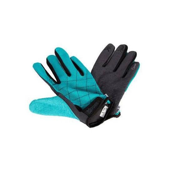 FUSE Mănuși PRINCE CROWN Albastru XL