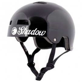 THE SHADOW CONSPIRACY Casca Classic Negru Lucios Lg/XL