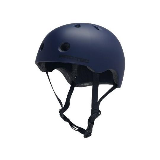 PROTEC Cască STREET LITE Marimea XL (60-62cm) albastru
