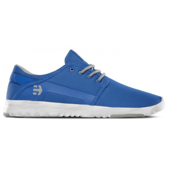 ETNIES Pantofi Scout Aaron Ross Albastru/Gri/Alb EUR 42 US 09