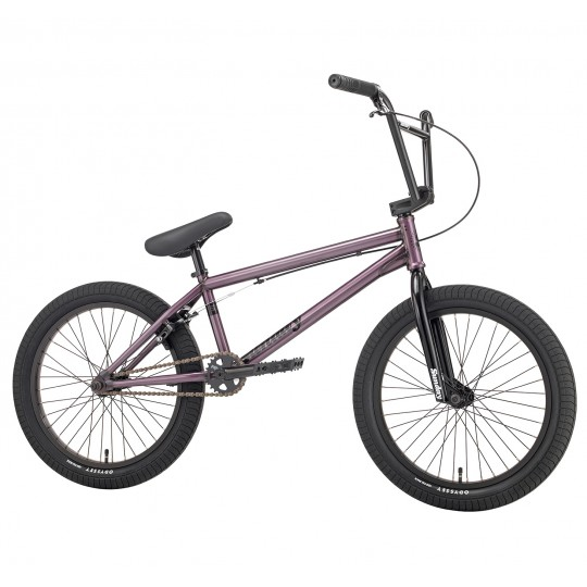"SUNDAY Bicicleta BMX Scout 20"" 2018 20.85""TT mov transparent"