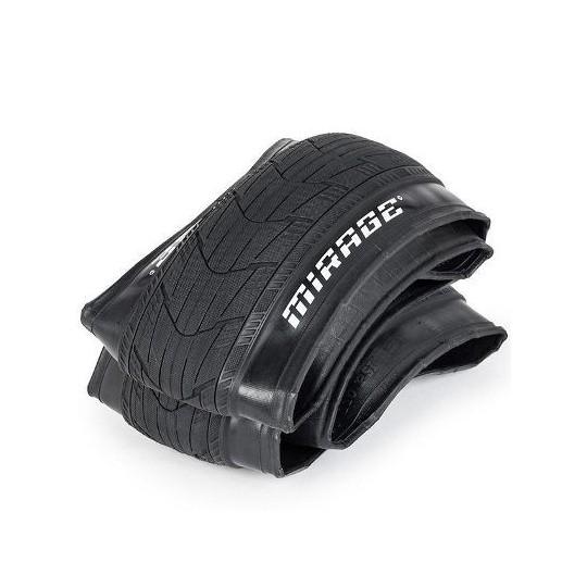 eclat Cauciuc MIRAGE 20x2.35 foldable negru