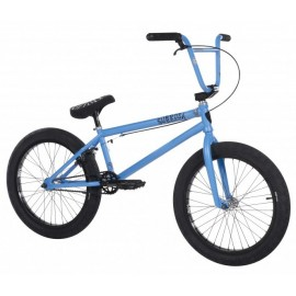 SUBROSA Bicicleta BMX 2018 Tiro Negru Lucios