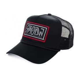THE SHADOW CONSPIRACY Sapca Hell Bent Trucker Negru