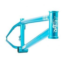 "TOTALBMX Cadru Killabee K2 albastru 20.7"""