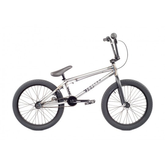 "UNITED Bicicleta BMX 2018 Recruit Jr 20"" Raw"