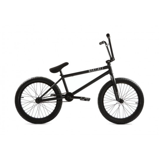 "UNITED Bicicleta BMX 2018 Martinez FC 21"" Negru Mat"