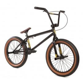 FIT Bicicleta BMX 2018 STR 20 TT Negru Lucios
