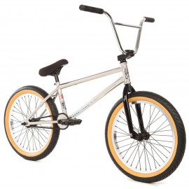 FIT Bicicleta BMX 2018 Long 21 TT Chrome