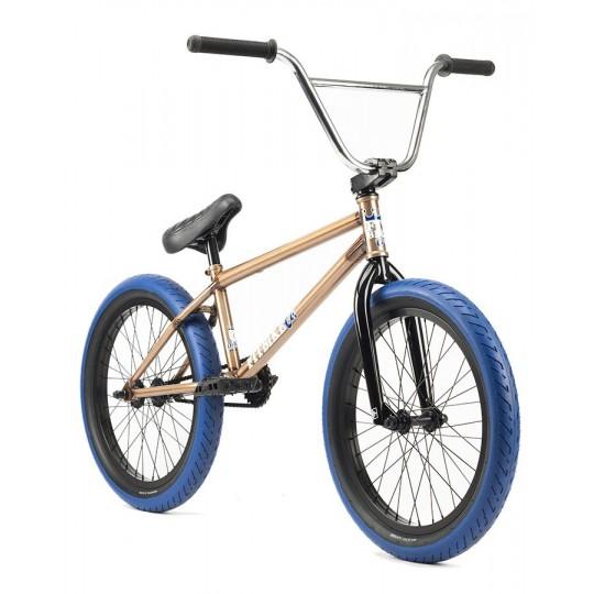 "FIT Bicicleta BMX 2018 Dugan 20.25"" TT Auriu Translucent"