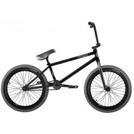 STRANGER Bicicleta BMX 2018 Crux 20.75 negru mat-gri