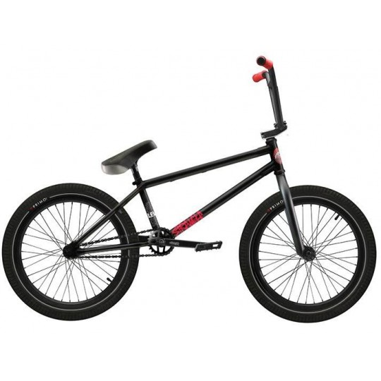 STRANGER Bicicleta BMX 2018 Level FC 20.75 negru mat