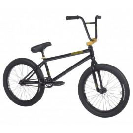 SUBROSA Bicicleta BMX 2018 Malum Negru Lucios