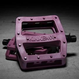 KINK Pedale Hemlock 9/16, plastic, mov