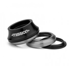 MISSION Headset Integrat Turret, negru