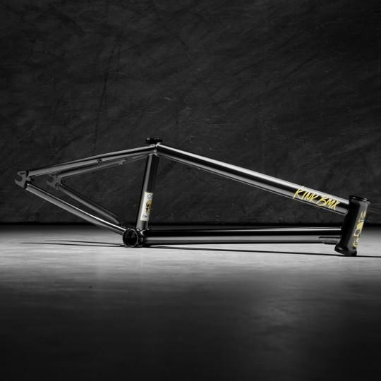KINK Cadru Titan II 20.75, negru