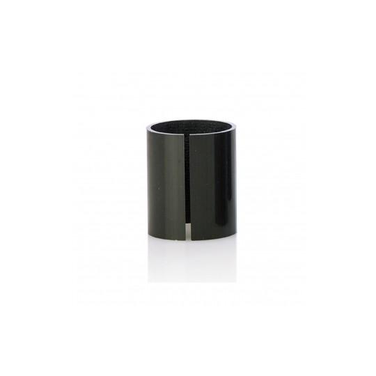 FOURIERS Adaptor din carbon pentru furca, de la 31.8mm la 28.6mm, 38mm