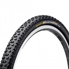 CONTINENTAL Cauciuc Mountain King 2 Silver Line 27.5x2.2