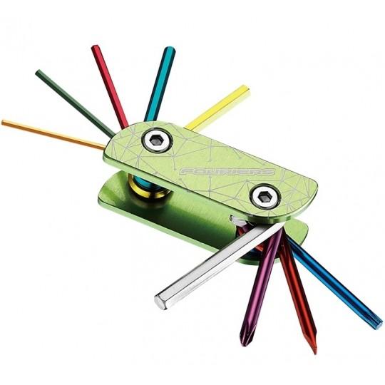 FOURIERS Mini Tool 9 functii