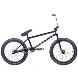 CULT Bicicleta BMX Devotion A 2018 negru