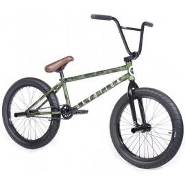 CULT Bicicleta BMX Devotion B 2018 verde-negru