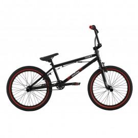 HARO Bicicleta BMX Leucadia DLX negru 20.3 2017