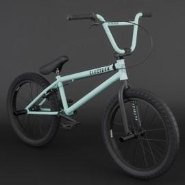 FLY BIKES Bicicleta BMX Electron 2018 aquamarine