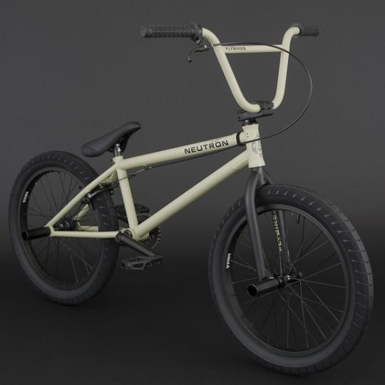 FLY BIKES Bicicleta BMX Neutron 2018 Tan