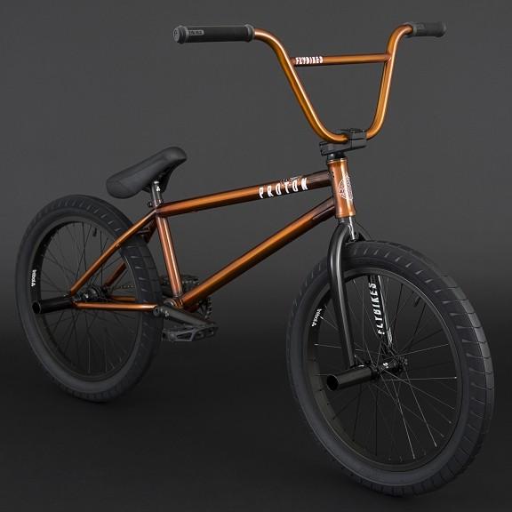 FLY BIKES Bicicleta BMX Proton 2018 portocaliu