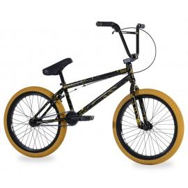 FIEND Bicicleta BMX 2018 Type O- negru-galben