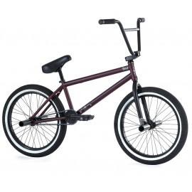 FIEND Bicicleta BMX 2018 Type B+ Freecoaster rosu mat