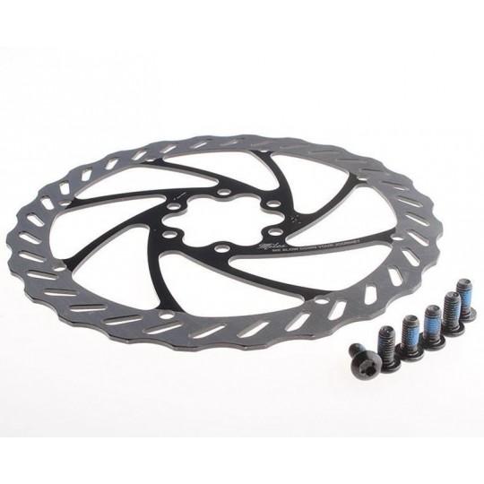 MILES RACING Rotor frana disc, stainless steel - 2 culori