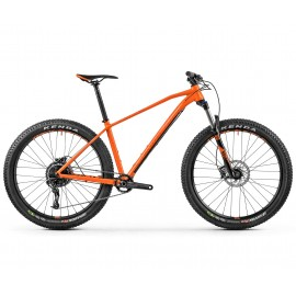 MONDRAKER Bicicleta Prime+ 27.5 2018 portocaliu
