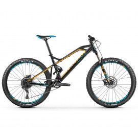 MONDRAKER Bicicleta Full-Suspension Factor 27.5 2018 negru