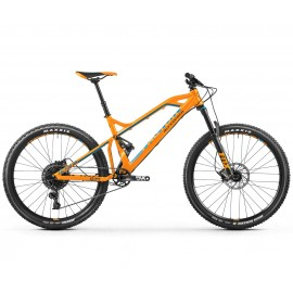 MONDRAKER Bicicleta Full-Suspension Factor RR 27.5 2018 galben