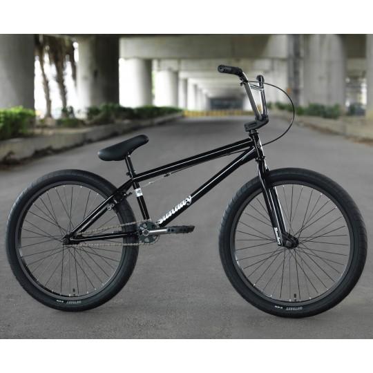 SUNDAY Bicicleta Model C 24 2018, negru