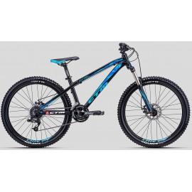 CTM Bicicleta Raptor 1.0 negru/albastru