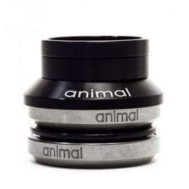ANIMAL Headset integrat negru