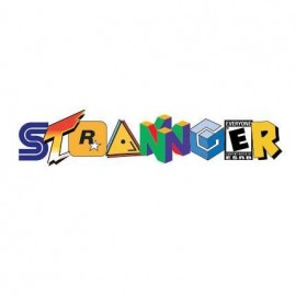 STRANGER Set stickere RPG - 2 buc