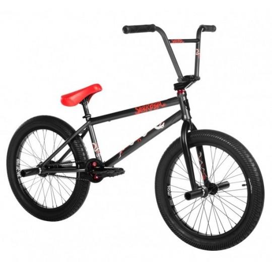 SUBROSA Bicicleta BMX 2019 Letum Gri Inchis