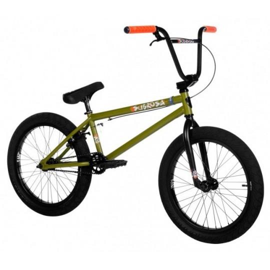 SUBROSA Bicicleta BMX 2019 Sono XL Verde Armata