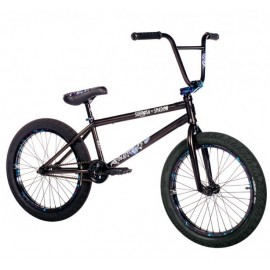 SUBROSA x SHADOW Bicicleta BMX 2019 Gri Inchis