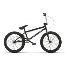 WETHEPEOPLE Bicicleta BMX 2018 Nova 20.0 Negru mat