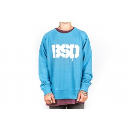 BSD Bluza Drip M Albastru