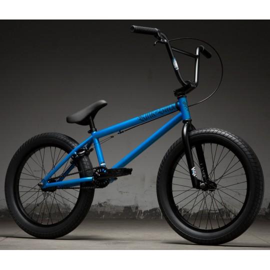 KINK Bicicleta BMX 2019 Curb Albastru
