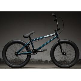 KINK Bicicleta BMX 2019 Curb Albastru-Negru Smoke